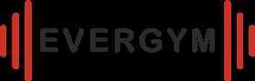 EVERGYM Logo - schwarz - klein